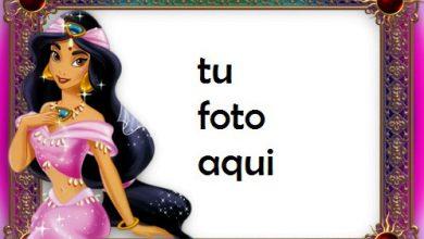 La Princesa Jazmín Y Aladdin Marcos Para Foto 390x220 - La Princesa Jazmín Y Aladdin Marcos Para Foto
