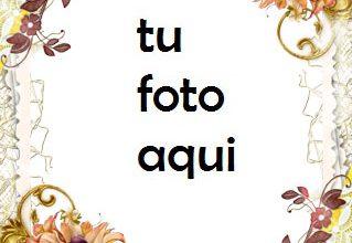 Photo of Lujo para los recuerdos más bellos. Marco Para Foto