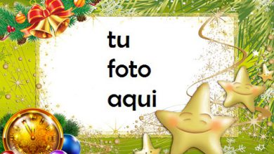 Magia De Año Nuevo Marco Para Foto 390x220 - Magia De Año Nuevo Marco Para Foto