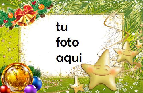 Magia De Año Nuevo Marco Para Foto - Magia De Año Nuevo Marco Para Foto