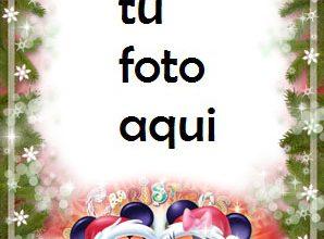 Marco De Año Nuevo De Mickey Mouse Marco Para Foto 298x220 - Marco De Año Nuevo De Mickey Mouse Marco Para Foto
