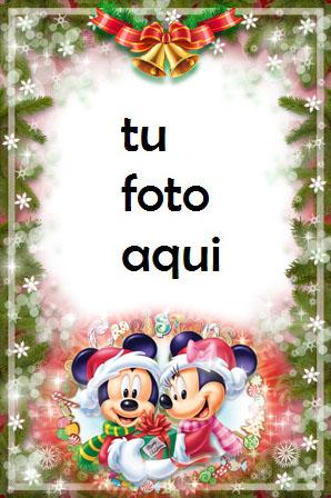 Marco De Año Nuevo De Mickey Mouse Marco Para Foto - Marco De Año Nuevo De Mickey Mouse Marco Para Foto
