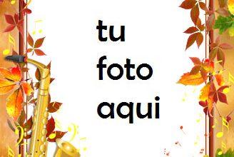 Marco Para Foto Melodía de otoño Otoño Marcos 328x220 - Marco Para Foto Melodía de otoño Otoño Marcos