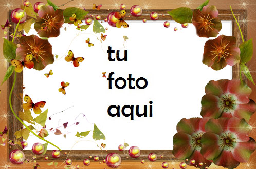 Marco Para Foto Secreto de otoño Otoño Marcos - Marco Para Foto Secreto de otoño Otoño Marcos