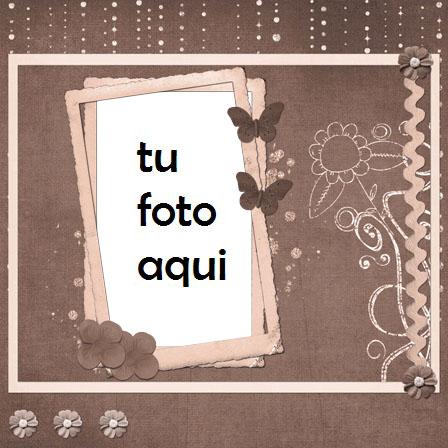 Mariposa Y Feliz Iluminación Marco Para Foto - Mariposa Y Feliz Iluminación Marco Para Foto
