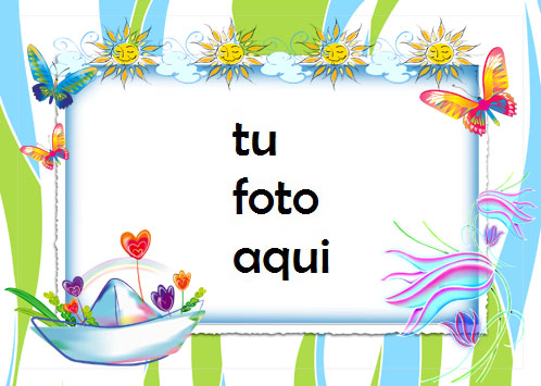 Mariposas Bellos Momentos Marco Para Foto - Mariposas Bellos Momentos Marco Para Foto