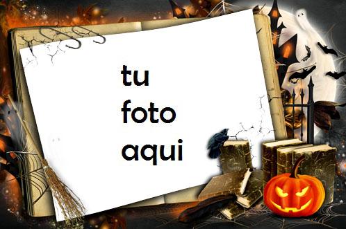 Mi Divertido Halloween Marco Para Foto - Mi Divertido Halloween Marco Para Foto