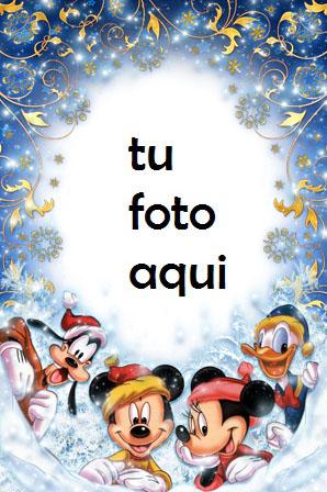 Mickey Mouse Y El Mundo De Los Patos Marcos Para Foto - Mickey Mouse Y El Mundo De Los Patos Marcos Para Foto
