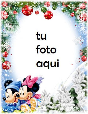 Mickey y Minnie las fotos más bellas y recuerdos felices Marco Para Foto - Mickey y Minnie las fotos más bellas y recuerdos felices Marco Para Foto