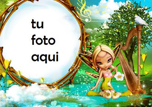 Mundo De Hadas Niños Marcos Para Foto - Mundo De Hadas Niños Marcos Para Foto
