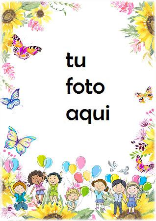 Mundo De Los Niños Marcos Para Foto - Mundo De Los Niños Marcos Para Foto