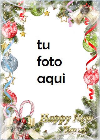 Muy Pronto El Año Nuevo Marco Para Foto - Muy Pronto El Año Nuevo Marco Para Foto