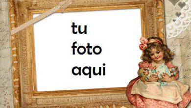 Photo of Nuestra pequeña alegría Marco Para Foto