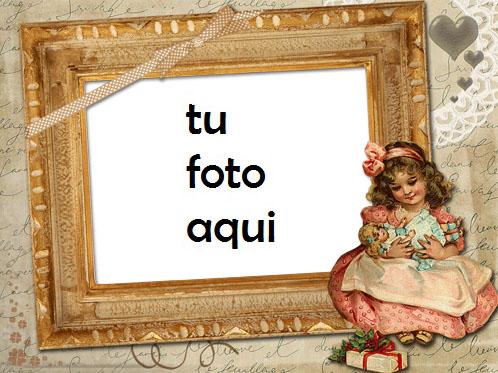Nuestra pequeña alegría Marco Para Foto - Nuestra pequeña alegría Marco Para Foto