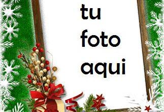 Página De Chatarra Retro De Año Nuevo Marco Para Foto 323x220 - Página De Chatarra Retro De Año Nuevo Marco Para Foto