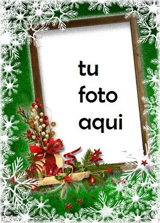 Página De Chatarra Retro De Año Nuevo Marco Para Foto - Página De Chatarra Retro De Año Nuevo Marco Para Foto