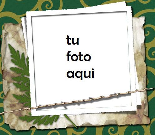 Papel Vintage Marco Para Foto - Papel Vintage Marco Para Foto