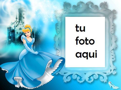 Princesa Cenicienta Marcos Para Foto - Princesa Cenicienta Marcos Para Foto