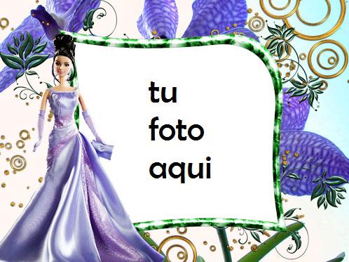 Princesita Barbie Marcos Para Foto - Princesita Barbie Marcos Para Foto