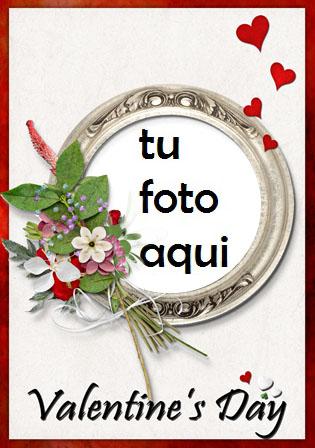 Romántica San Valentín Imagen Hermosa Marco Para Foto - Romántica San Valentín Imagen Hermosa Marco Para Foto