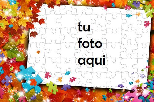 Rompecabezas Marco Para Foto - Rompecabezas Marco Para Foto