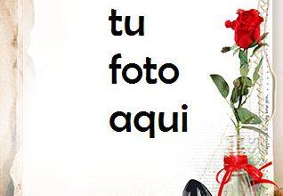 Rose es nuestro amor romántico más hermoso Marco Para Foto 318x220 - Rose es nuestro amor romántico más hermoso Marco Para Foto