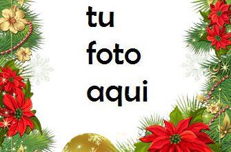 Photo of Se Levanta La Estrella De Navidad Marco Para Foto