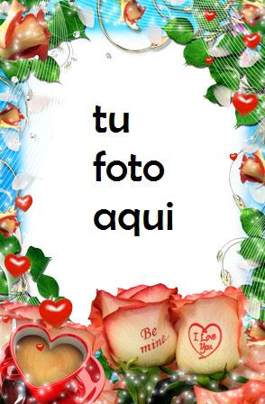 Se Mi Corazon Y Mi Amor Marco Para Foto - Se Mi Corazon Y Mi Amor Marco Para Foto
