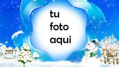 Photo of Sueño De Invierno Marco Para Foto
