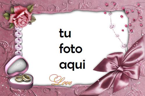 Te Amo Cásate Conmigo Marco Para Foto - Te Amo Cásate Conmigo Marco Para Foto