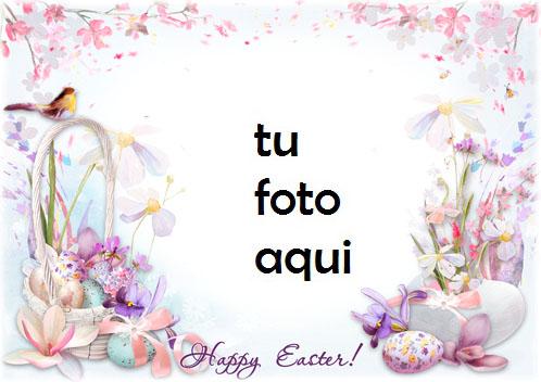 Te Deseo Una Gran Pascua Marco Para Foto - Te Deseo Una Gran Pascua Marco Para Foto
