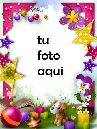 Tiempo De Diversión Y Alegría Marcos Para Foto - Tiempo De Diversión Y Alegría Marcos Para Foto