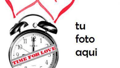 Tiempo de amor Marco Para Foto 390x220 - Tiempo de amor Marco Para Foto