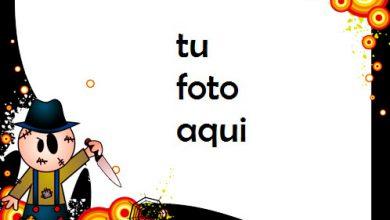 Truco O Trato Marco Para Foto 390x220 - Truco O Trato Marco Para Foto