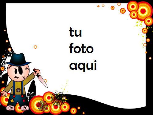 Truco O Trato Marco Para Foto - Truco O Trato Marco Para Foto