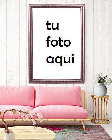 Tu Retrato En La Sala Marco Para Foto - Tu Retrato En La Sala Marco Para Foto