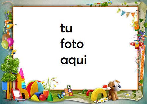 Verano Jugando Marcos Para Foto - Verano Jugando Marcos Para Foto