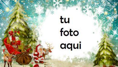 Photo of navidad marcos Resuenan las campanas, resuenan las campanas marco para foto
