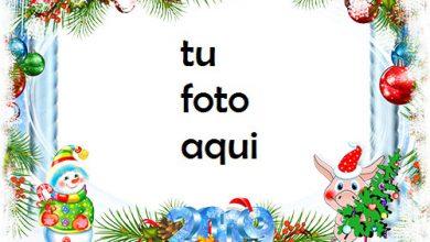 Photo of navidad marcos año nuevo ahora marco para foto