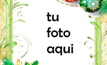 Photo of navidad marcos año nuevo con velas marco para foto