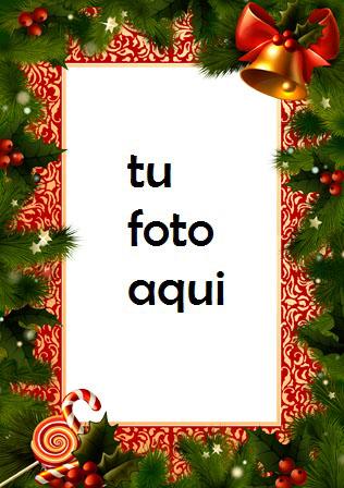 navidad marcos año nuevo en la nieve marco para foto - navidad marcos año nuevo en la nieve marco para foto