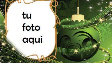 Photo of navidad marcos año nuevo locura verde marco para foto