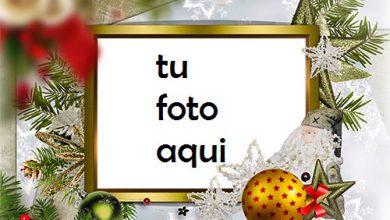 Photo of navidad marcos año nuevo verde marco para foto