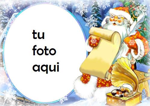 navidad marcos carta de santa marco para foto - navidad marcos carta de santa marco para foto