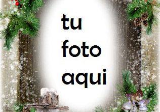 Photo of navidad marcos felices fiestas y feliz navidad con muñeco de nieve marco para foto