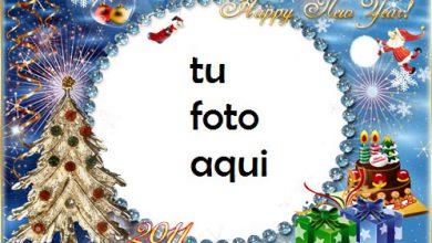 navidad marcos feliz año nuevo de santa marco para foto 390x220 - navidad marcos feliz año nuevo de santa marco para foto