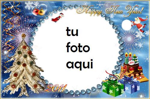 navidad marcos feliz año nuevo de santa marco para foto - navidad marcos feliz año nuevo de santa marco para foto