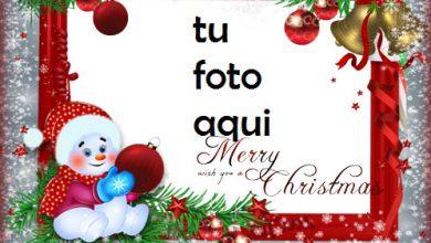 Photo of navidad marcos feliz navidad dulce marco para foto