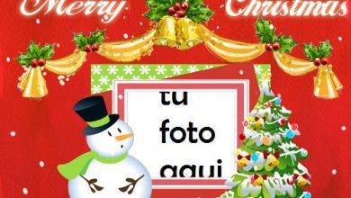 Photo of navidad marcos feliz navidad minions festivos marco para foto