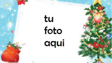 Photo of navidad marcos feliz tarjeta de navidad marco para foto